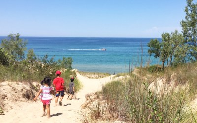 Family Adventures Await at Indiana Dunes National Park