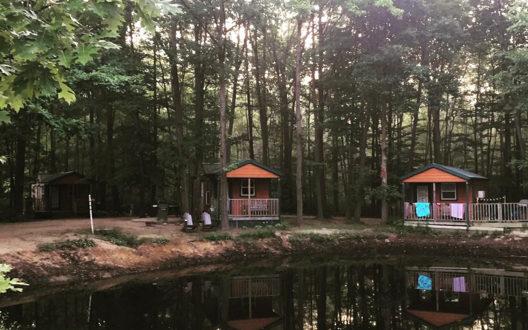 Family Camping Fun at South Haven KOA