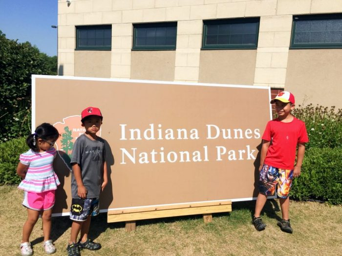 Family Adventures Await at Indiana Dunes National Park, America's 61st National Park along the South Shore of Indiana.