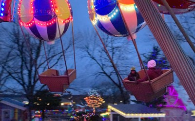 6 Reasons to Visit Santa's Village during Magical Christmas Days