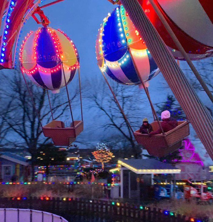 Magical Christmas Days at Santa's Village is fun for the entire family. Here are 6 reasons why you'll want to visit Magical Christmas Days at Santa's Village.