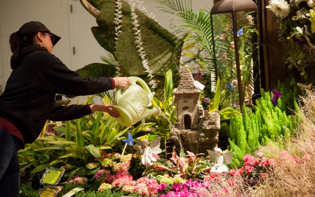 Welcome Spring Early at the Chicago Flower and Garden Show + Giveaway
