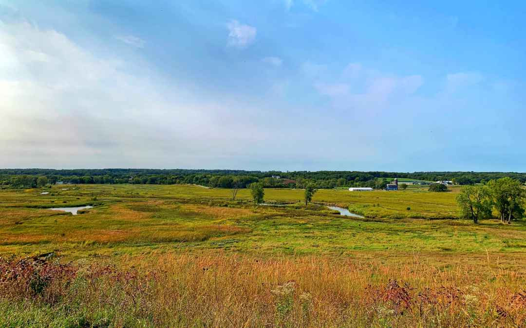 Enjoying the Great Outdoors at Glacial Park Conservation Area