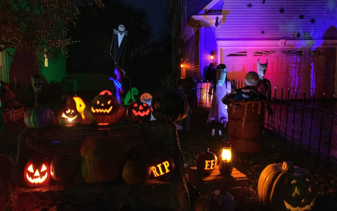 Can't miss spook-tacular Halloween Houses in the Northwest Suburbs