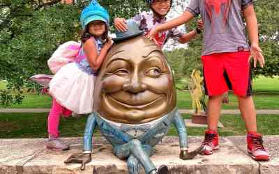 Tips to Enjoy the Sculptures at Mt. St. Mary Park in St. Charles