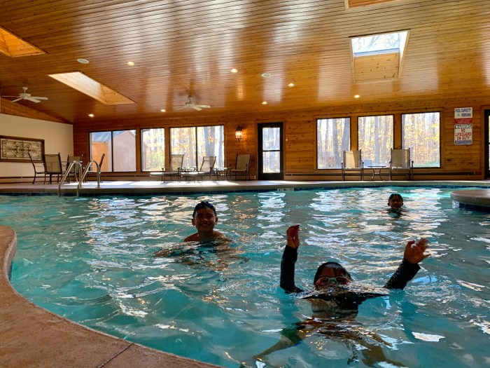 Looking for a great place to stay in Door County? Look no further than The Landmark Resort in Egg Harbor. Pools, a hiking trail, and more.