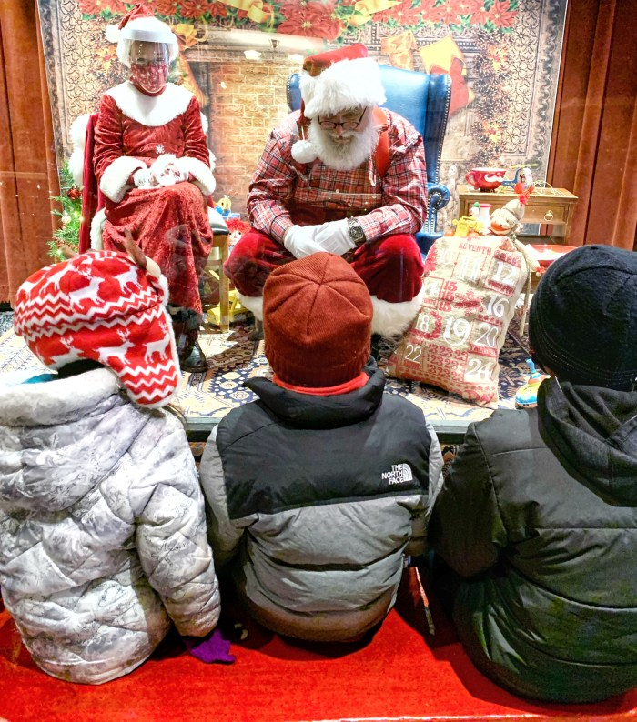 See Santa safely, go on a pickle scavenger hunt, see all the festively decorate Christmas Trees, view the holiday lights, and just simply enjoy the charming downtown area.