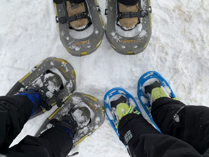 Where to Snowshoe near Chicago for FREE (or cheap!)