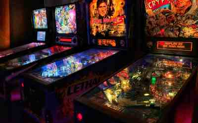 Old School Arcade Fun at Underground Retrocade