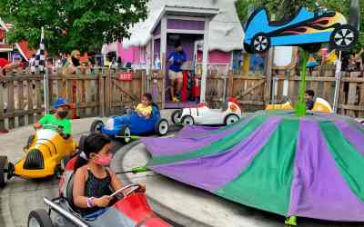 Summer Fun at Santa's Village + GIVEAWAY