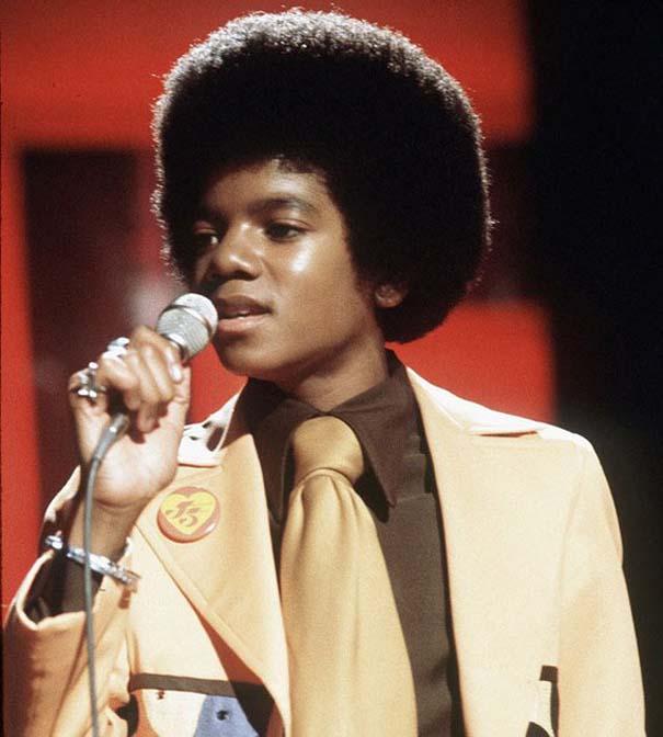 Οι αλλαγές στο πρόσωπο του Michael Jackson με το πέρασμα των χρόνων (3)