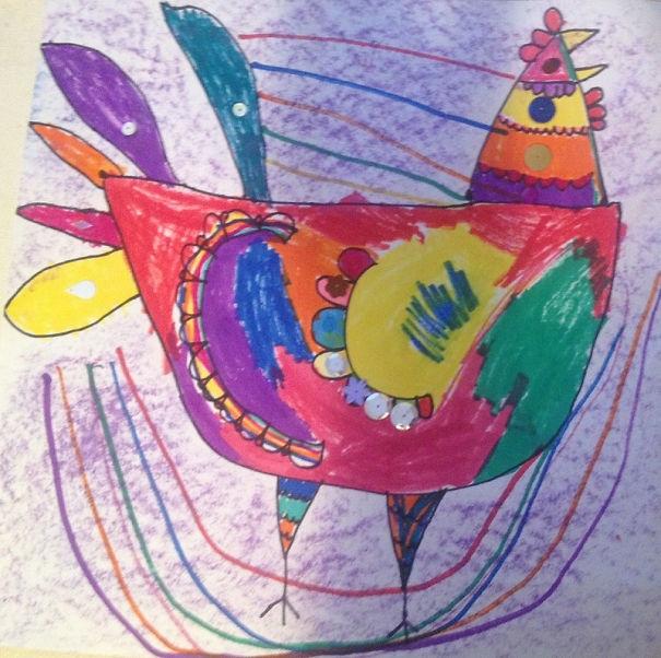 diaforetiko.gr : kallitexnida metatrepei zwgrafies paidiwn se loutrina paixnidia 14 Η καλλιτέχνις που δίνει ζωή στις ζωγραφιές παιδιών!