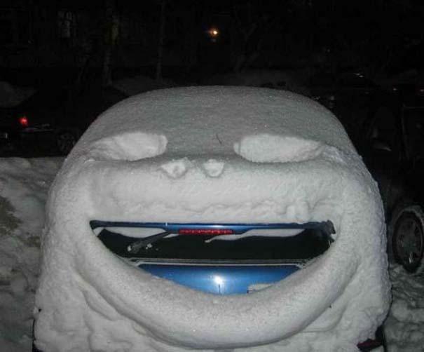 Του χιονιά τα περίεργα (6)