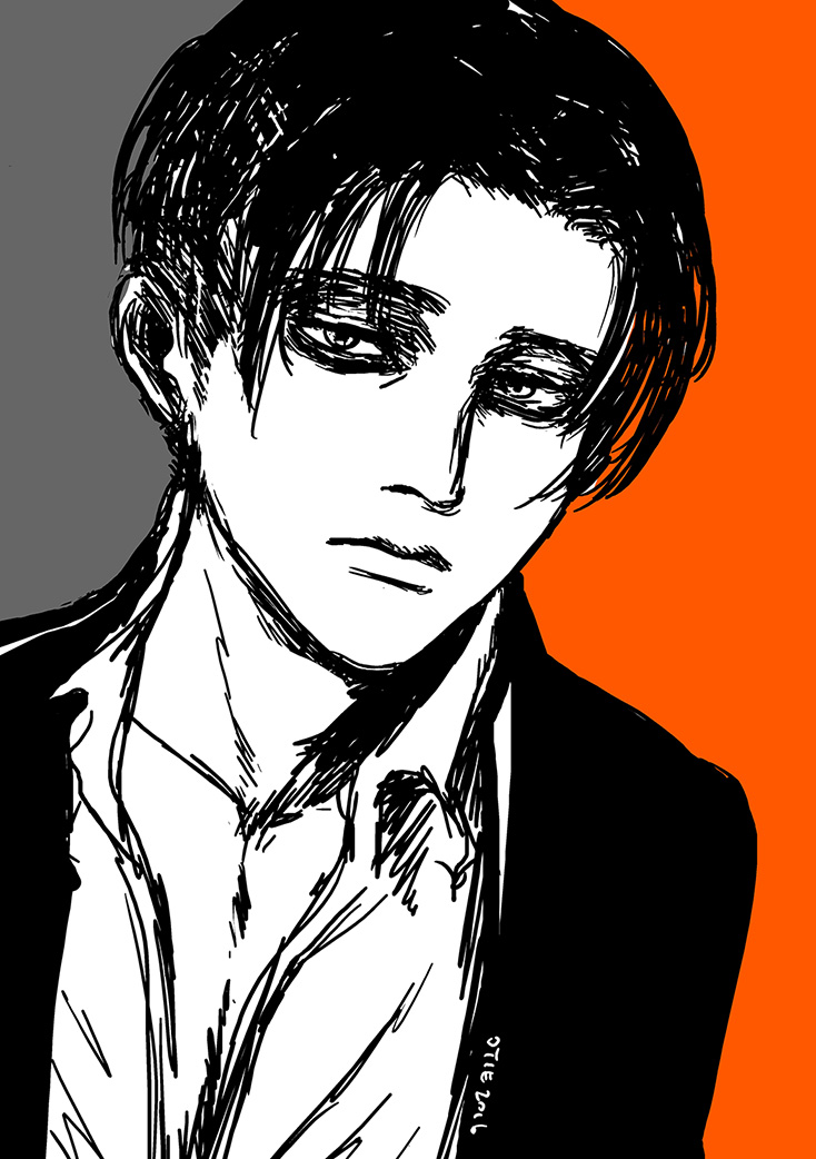 levi_tired_otie