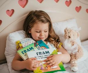 Fram, dezvoltare, copii, emotionala, carte pentru copii