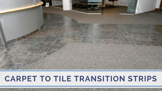clip top transition strips vs nap trim