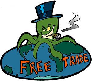 Трансатлантическото споразумение: заплаха за свободата на Европа