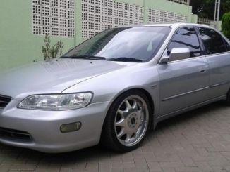 Honda Accord 2000 Bekas