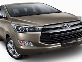 Review All New Toyota kijang Innova