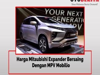 Harga Mobil Mitsubishi Expander