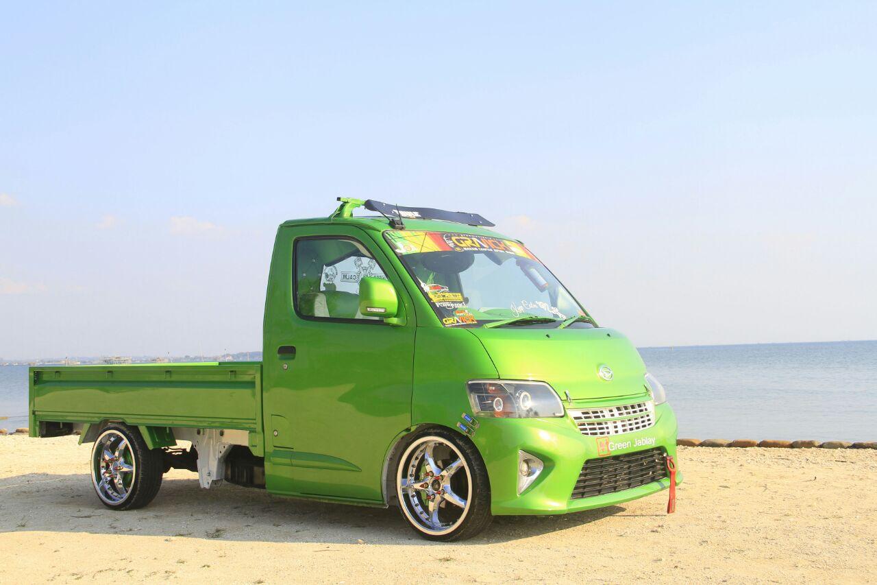Modifikasi Daihatsu Grand Max Pick Up Non Angkut Angkut Otoinfo Id