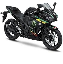 Yamaha R25 Movistar
