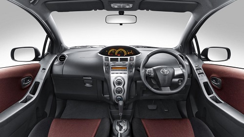 mobil Toyota all new Yaris