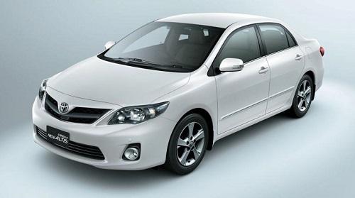Harga Mobil Toyota All New Corolla Altis solo