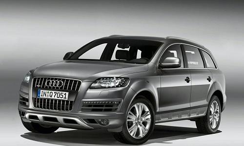All New Audi Q7 3.0 TSFI Quattro
