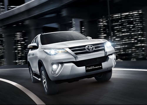 Toyota Fortuner Semarang