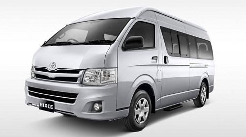 Harga Toyota Hiace Semarang