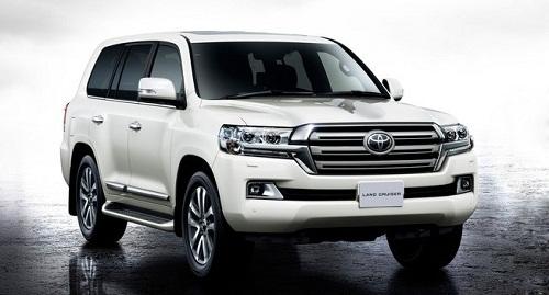 Harga Mobil Toyota Land Cruiser solo