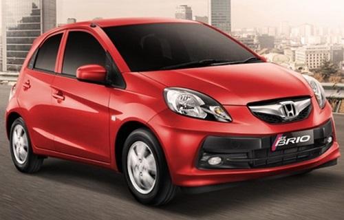 Mobil LCGC Terbaik Honda Brio Satya