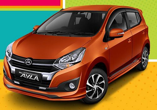 Spesifikasi dan Harga New Daihatsu Ayla 2017