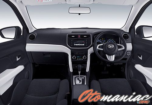 Interior All New Daihatsu Terios