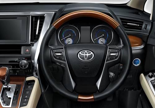 Spesifikasi dan Harga Toyota Alphard Hybrid, Spesifikasi dan Harga Toyota Alphard Hybrid, DINAMIKA PRATAMA