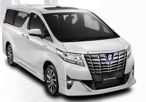 Spesifikasi dan Harga Toyota Alphard Hybrid, Spesifikasi dan Harga Toyota Alphard Hybrid