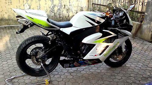 Modifikasi Honda Tiger MotoGP