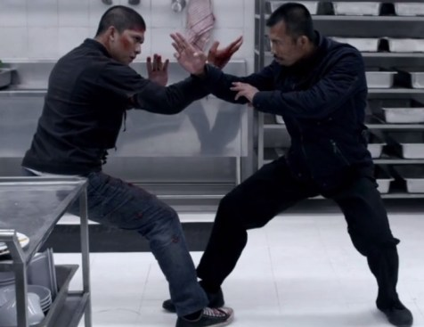 trailer the raid 2 berandal 2014
