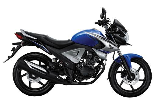 Honda megapro PGM-Fi (4)