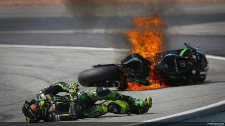 pol espargaro crash