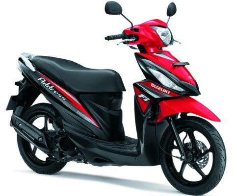 Suzuki Address 125 Indonesia (2)
