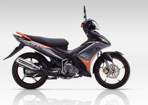 Yamaha Exciter 135R otomercon 2014 (2)