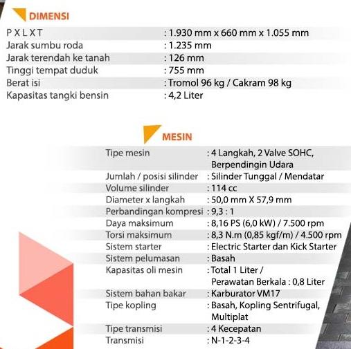 spesifikasi yamaha vega rr 2015 otomercon