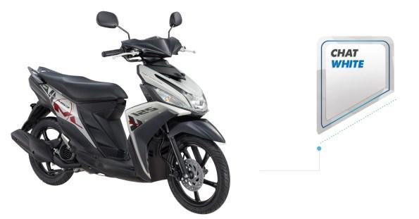 Pilihan warna Yamaha Mio 125 M3 Bluecore Harga dan Spesifikasi p