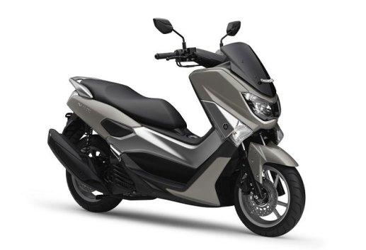 2015 Yamaha Nmax 155 ABS otomercon (2)