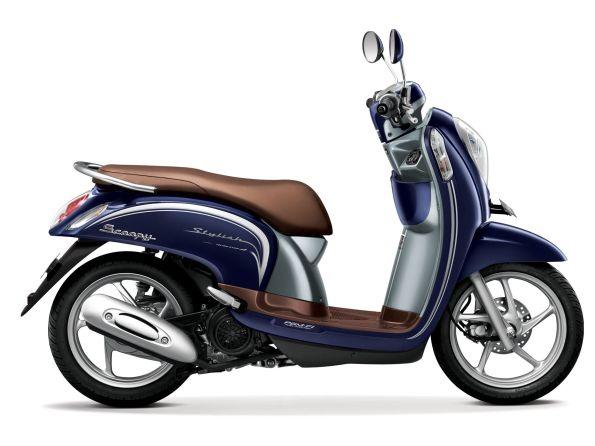 Honda Scoopy eSP Stylish otomercon (1)