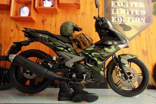 Yamaha Exciter army (3)