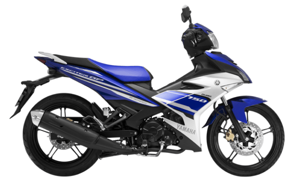 Yamaha Exciter 150 rc gp vietnam 2016 side otomercon (1)