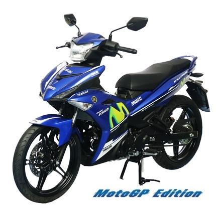 Yamaha exciter 150 thailand 2016 otomercon (1)